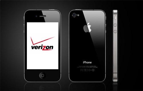 iPhone 4 Verizon CDMA